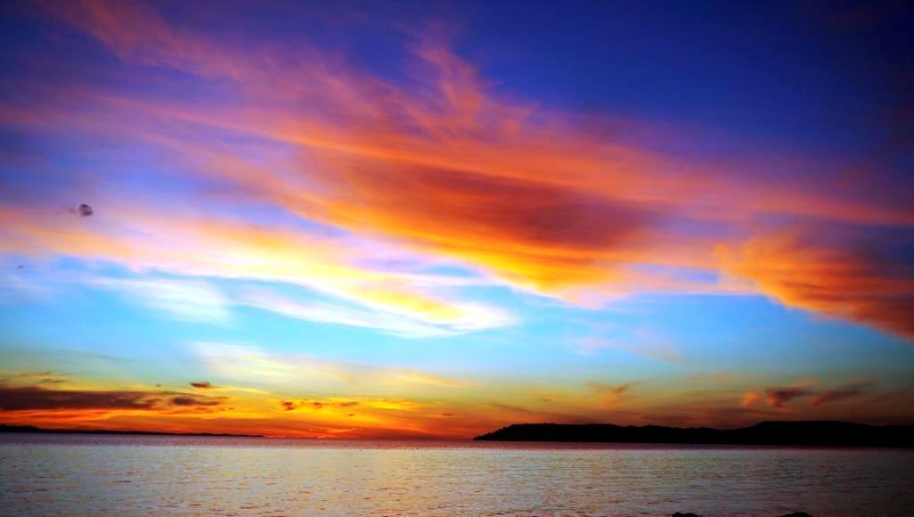 Sunrise : AoPong Resort - Holiday in Thailand - Koh Mak island ...